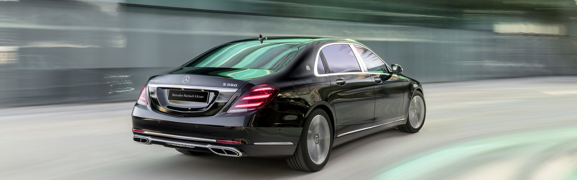 Mercedes-AMG S-Класс Maybach